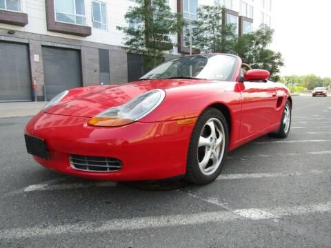 1999 Porsche Boxster for sale at Boston Auto Sales in Brighton MA