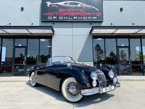 1958 Jaguar XK for sale at Exotic Motorsports of Oklahoma in Edmond OK