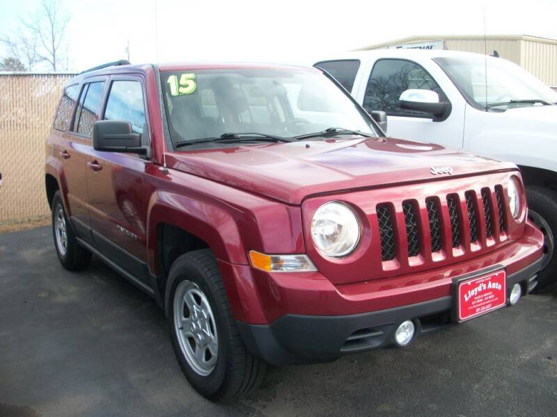 2015 Jeep Patriot for sale at Lloyds Auto Sales & SVC in Sanford ME