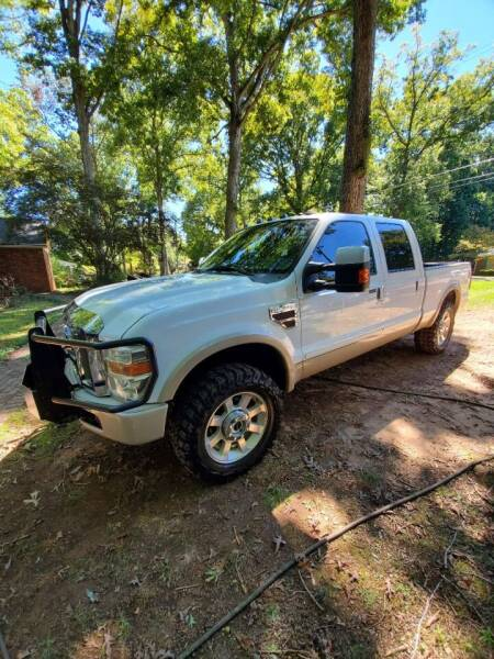 2008 Ford F-250 Super Duty for sale at Greenlight Auto Remarketing in Spartanburg SC