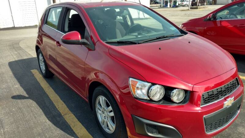 2014 Chevrolet Sonic for sale at Graft Sales and Service Inc in Scottdale PA
