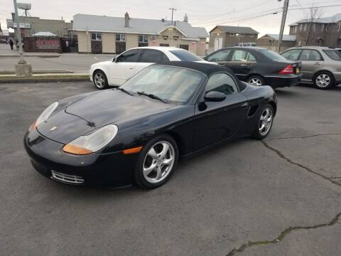 2001 Porsche Boxster for sale at Cool Cars LLC in Spokane WA