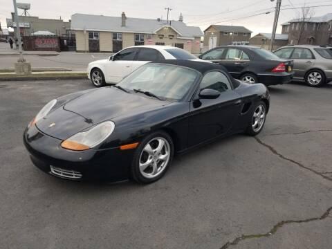 2001 Porsche Boxster for sale at Cool Cars LLC in Spokane WA