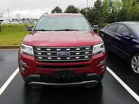 2017 Ford Explorer for sale at Lou Sobh Kia in Cumming GA