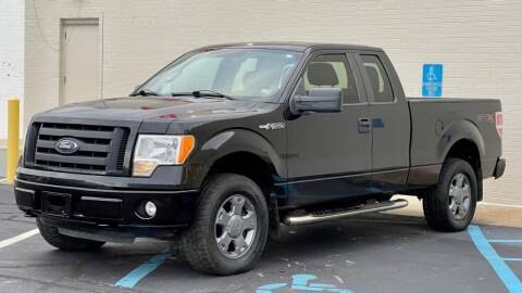 2010 Ford F-150 for sale at Carland Auto Sales INC. in Portsmouth VA