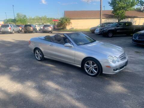 2007 Mercedes-Benz CLK for sale at Sensible Choice Auto Sales, Inc. in Longwood FL