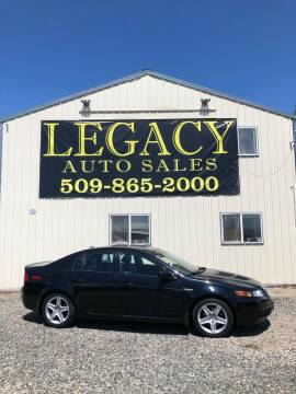 2004 Acura TL for sale at Legacy Auto Sales in Toppenish WA
