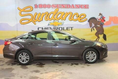2016 Hyundai Sonata for sale at Sundance Chevrolet in Grand Ledge MI