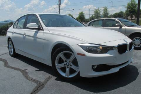 2015 BMW 3 Series for sale at Tilleys Auto Sales in Wilkesboro NC
