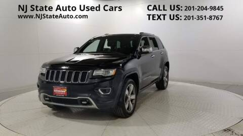 2014 Jeep Grand Cherokee for sale at NJ State Auto Auction in Jersey City NJ