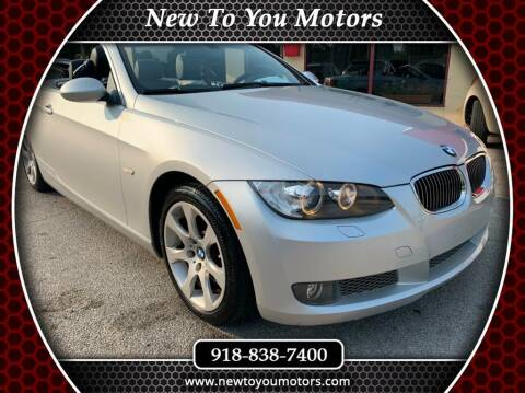2007 BMW 3 Series for sale at New To You Motors in Tulsa OK