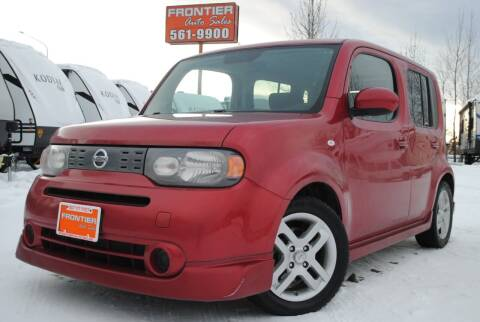 2009 Nissan cube for sale at Frontier Auto & RV Sales in Anchorage AK