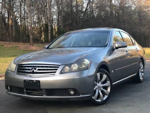 2007 Infiniti M45 for sale at Top Notch Luxury Motors in Decatur GA