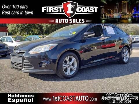 2014 Ford Focus for sale at 1st Coast Auto -Cassat Avenue in Jacksonville FL