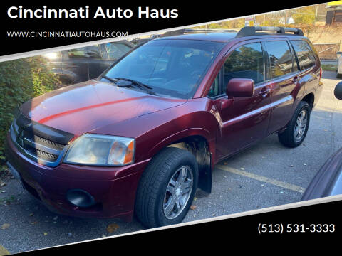 2007 Mitsubishi Endeavor for sale at Cincinnati Auto Haus in Cincinnati OH