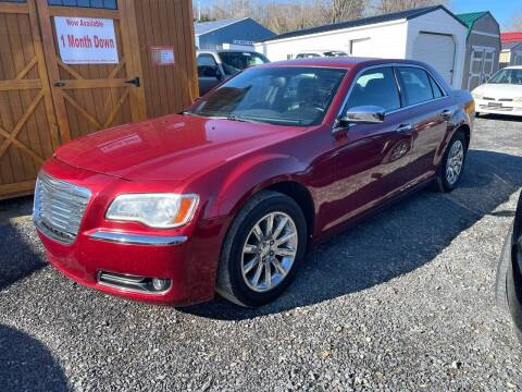 2011 Chrysler 300 for sale at ABINGDON AUTOMART LLC in Abingdon VA