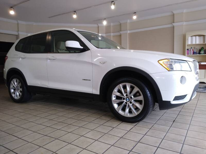 2014 BMW X3 for sale at Town Motors in Hamilton OH