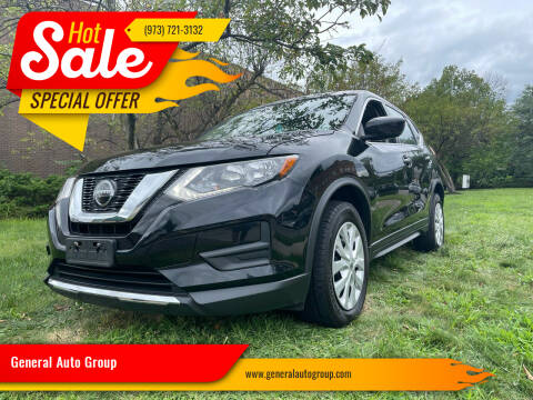 2019 Nissan Rogue for sale at General Auto Group in Irvington NJ
