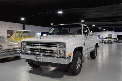 1981 Chevrolet C/K 10 Series for sale at Jensen's Dealerships in Sioux City IA