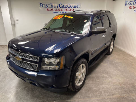 2008 Chevrolet Tahoe for sale at Best Buy Car Co in Independence MO