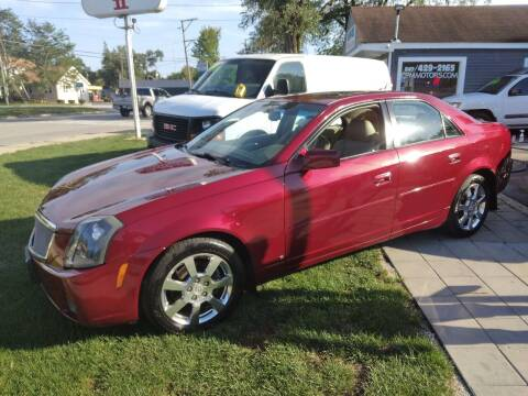 2007 Cadillac CTS for sale at CPM Motors Inc in Elgin IL