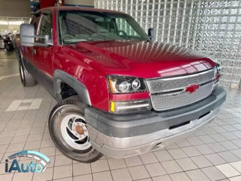 2005 Chevrolet Silverado 2500HD for sale at iAuto in Cincinnati OH