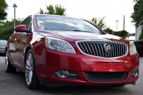 2012 Buick Verano for sale at Wheel Deal Auto Sales LLC in Norfolk VA