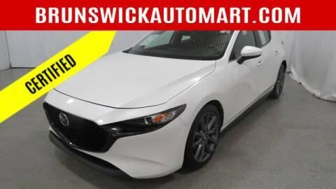 2019 Mazda Mazda3 Hatchback for sale at Brunswick Auto Mart in Brunswick OH