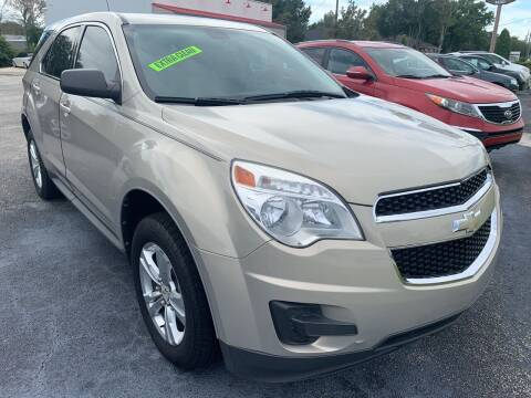 2011 Chevrolet Equinox for sale at The Car Connection Inc. in Palm Bay FL