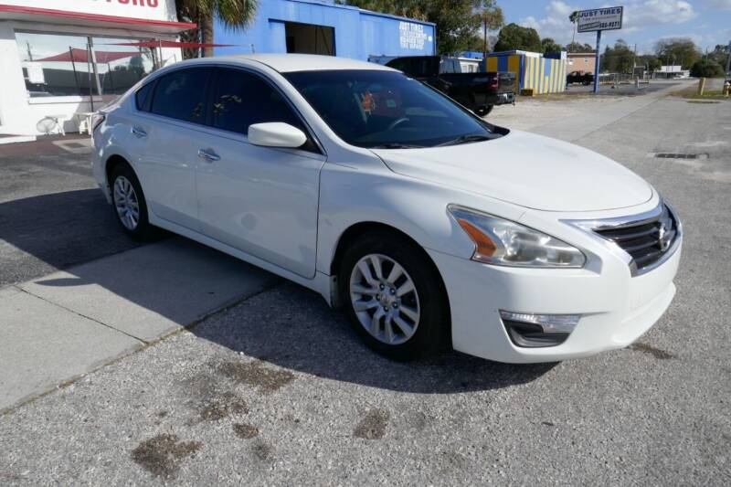 2014 Nissan Altima for sale at J Linn Motors in Clearwater FL