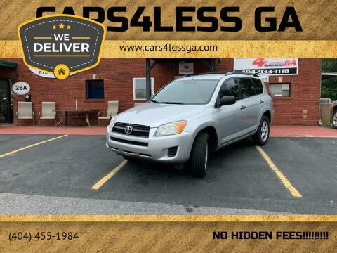 2012 Toyota RAV4 for sale at Cars4Less GA in Alpharetta GA