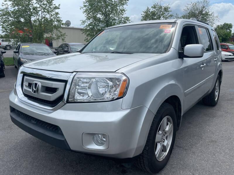 2009 Honda Pilot for sale at Diana Rico LLC in Dalton GA