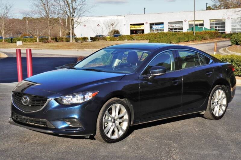 2017 Mazda MAZDA6 for sale at Weaver Motorsports Inc in Cary NC
