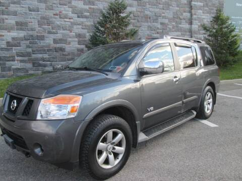2008 Nissan Armada for sale at Peekskill Auto Sales Inc in Peekskill NY