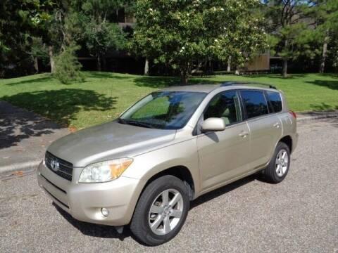 2008 Toyota RAV4 for sale at Houston Auto Preowned in Houston TX
