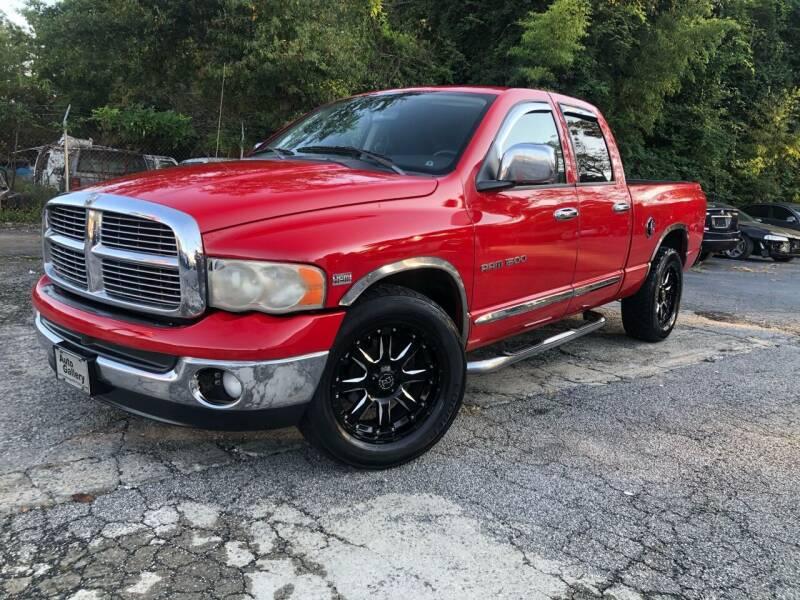 2003 Dodge Ram Pickup 1500 for sale at Atlas Auto Sales in Smyrna GA