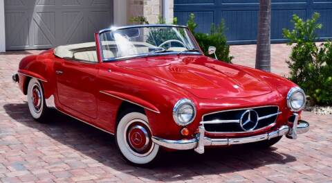 1958 Mercedes-Benz 190-Class for sale at Sunshine Classics, LLC in Boca Raton FL