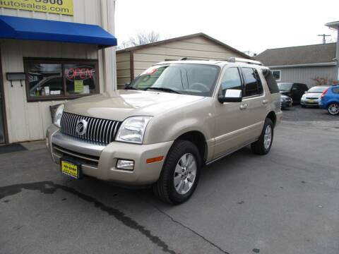 2006 Mercury Mountaineer for sale at TRI-STAR AUTO SALES in Kingston NY