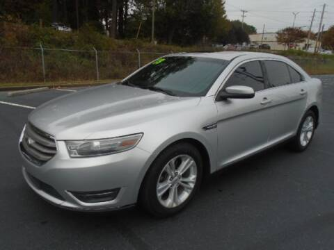 2013 Ford Taurus for sale at Atlanta Auto Max in Norcross GA