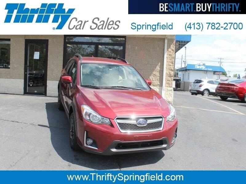 2017 Subaru Crosstrek for sale at Thrifty Car Sales Springfield in Springfield MA