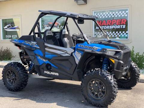 2018 Polaris RZR 1000 XP TURBO for sale at Harper Motorsports in Post Falls ID