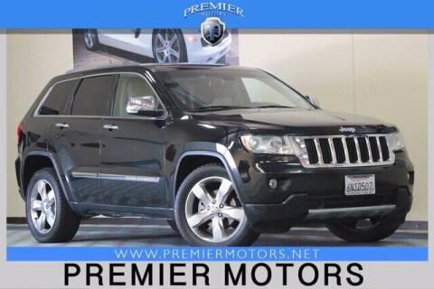 2011 Jeep Grand Cherokee for sale at Premier Motors in Hayward CA