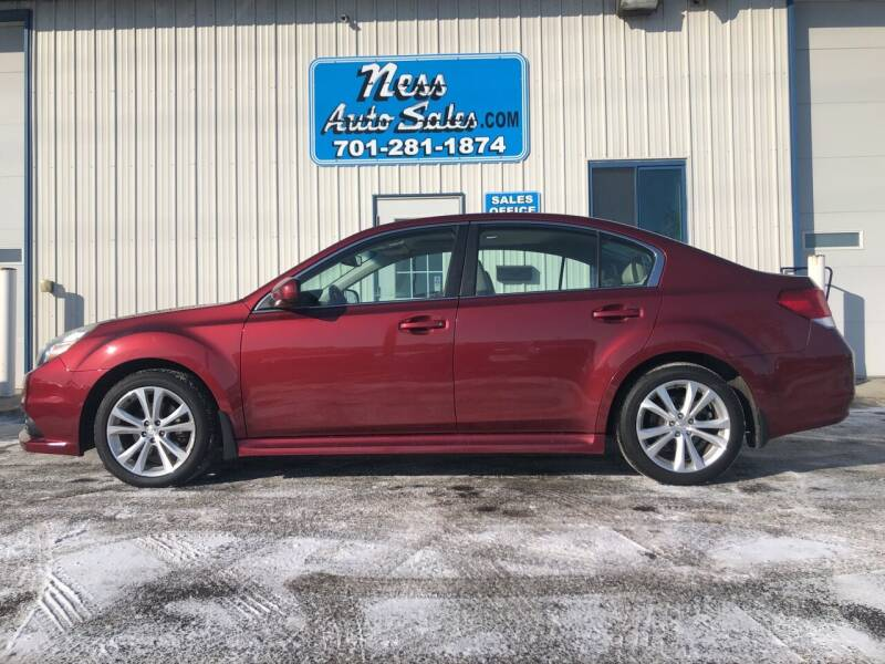 2013 Subaru Legacy AWD 2.5i Limited 4dr Sedan - West Fargo ND