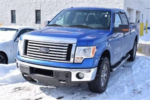 2011 Ford F-150 for sale at BOB ROHRMAN FORT WAYNE TOYOTA in Fort Wayne IN