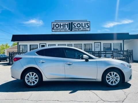 2016 Mazda MAZDA3 for sale at John Solis Automotive Village in Idaho Falls ID