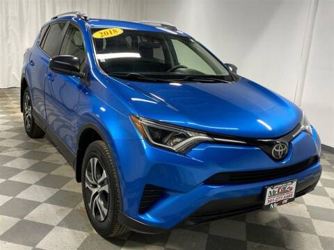 2018 Toyota RAV4 for sale at Mr. Car LLC in Brentwood MD