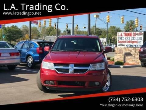 2009 Dodge Journey for sale at L.A. Trading Co. Woodhaven in Woodhaven MI