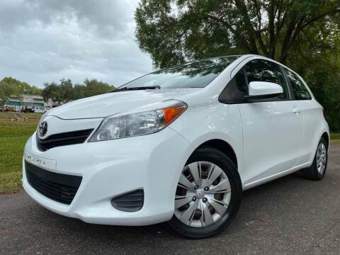2014 Toyota Yaris for sale at Powerhouse Automotive in Tampa FL