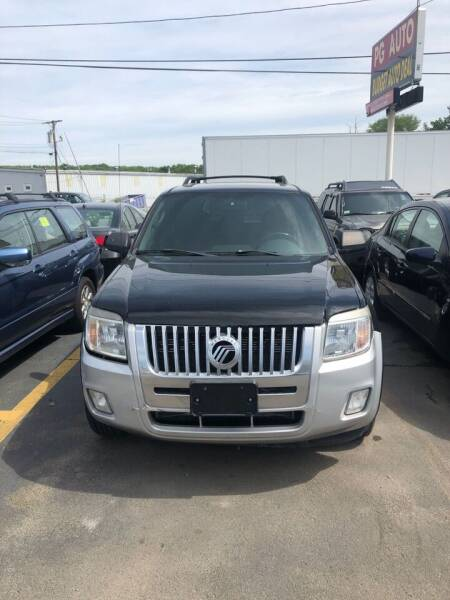 2009 Mercury Mariner for sale at Budget Auto Deal and More Services Inc in Worcester MA