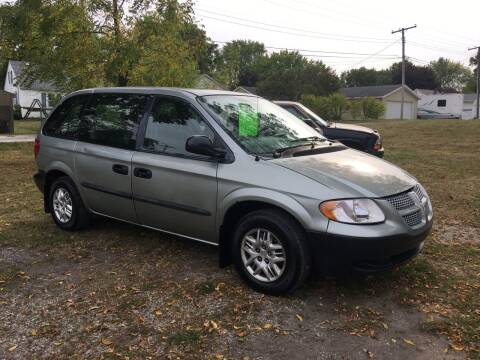 2004 Dodge Caravan for sale at Antique Motors in Plymouth IN